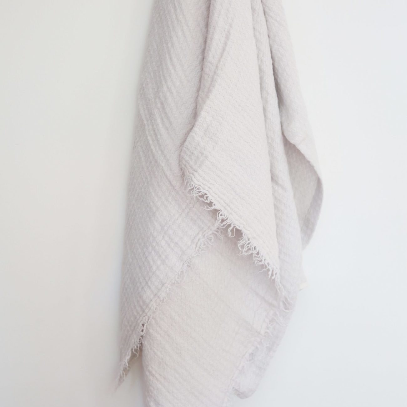Hampton Bath Towel, Silver Grey