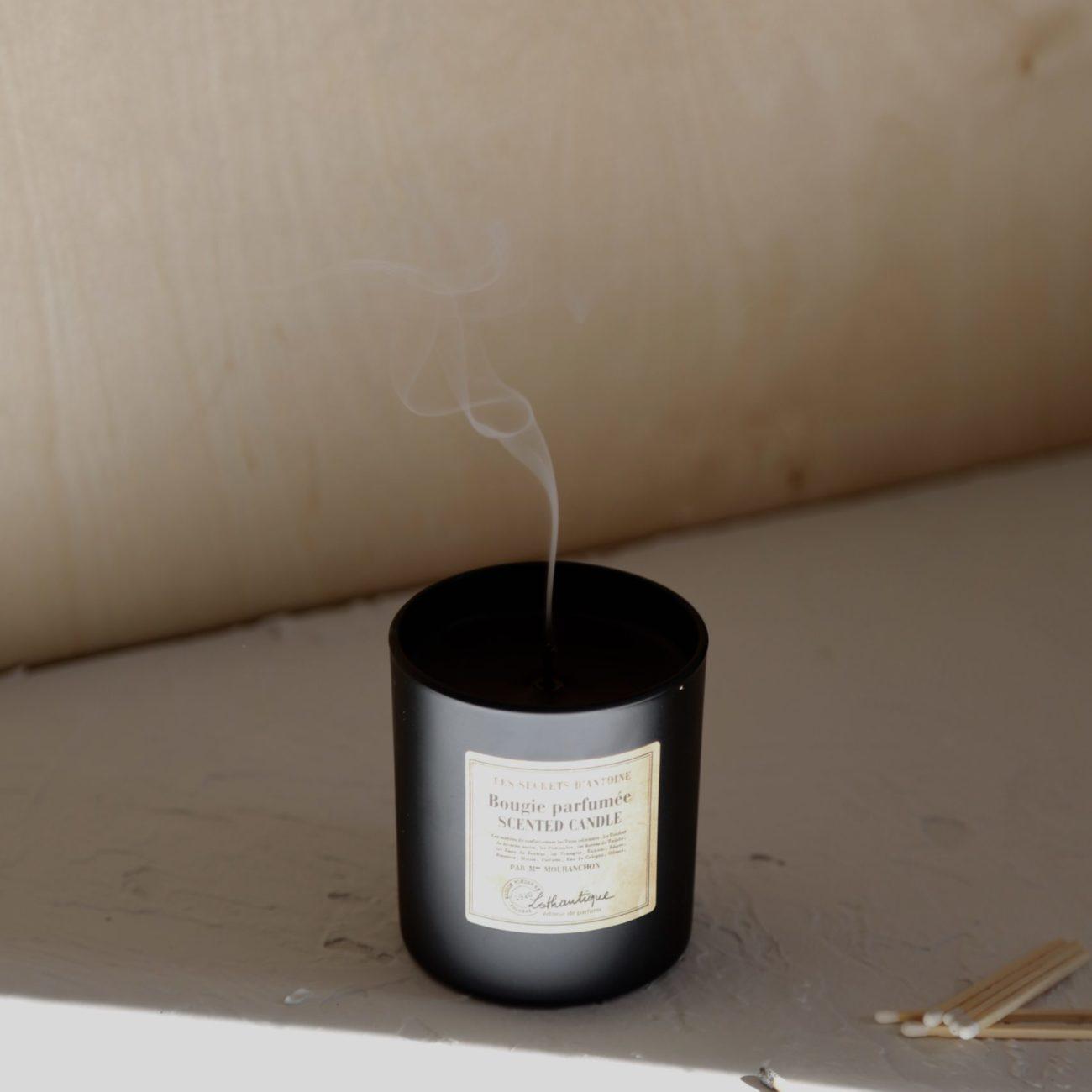 Les Secrets d'Antoine Scented Candle