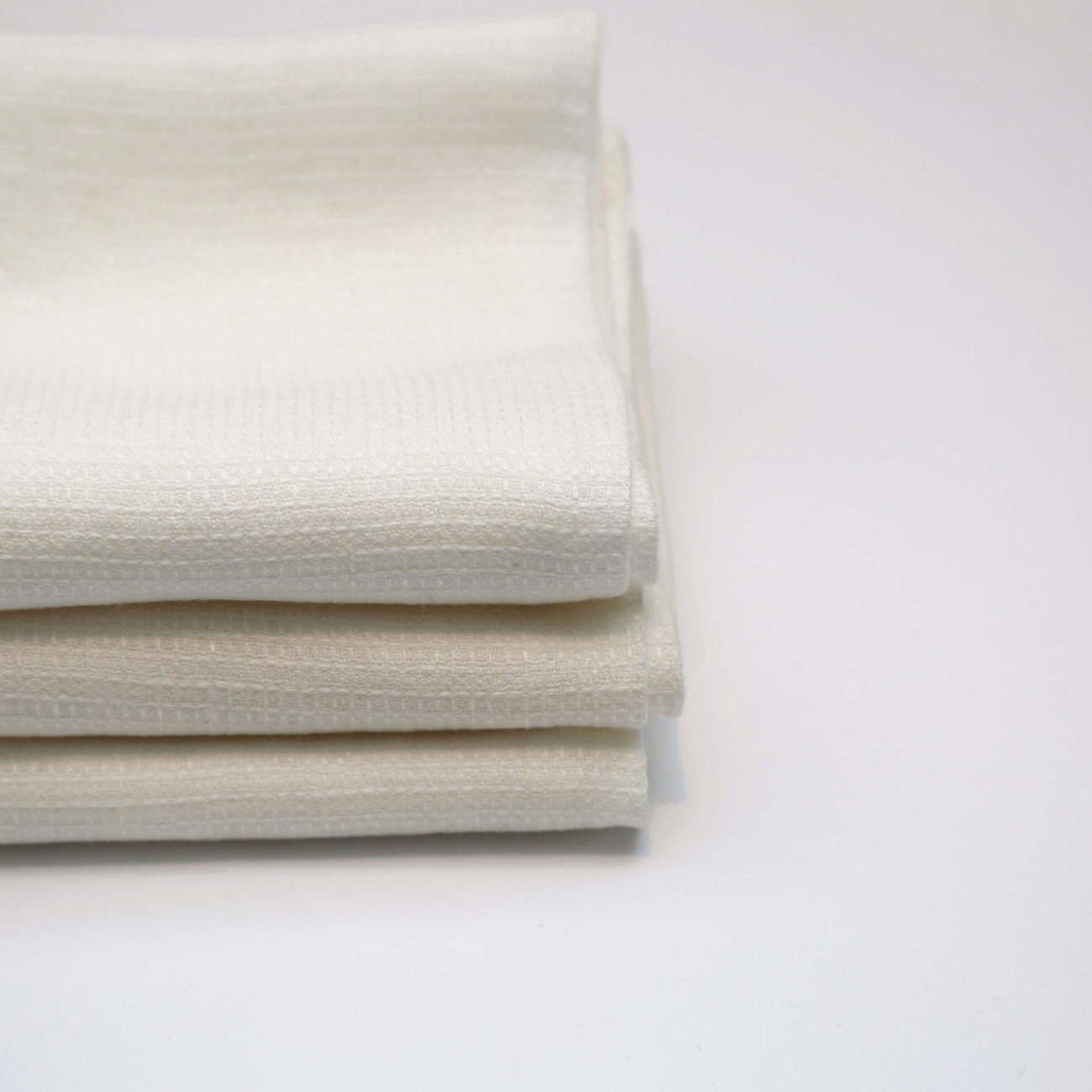 Parisian Guest Towels, White